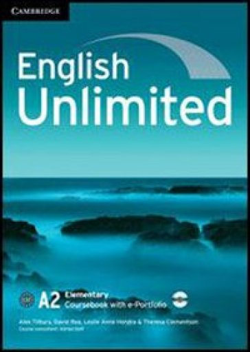 English unlimited. Elementary. Student's book with answers. Con espansioneonline. Per le Scuole superiori. Con DVD-ROM. 1.