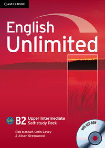 English unlimited. Upper intermediate. Self study pack. Per le Scuole superiori. Con DVD. Con espansione online - Alex Tilbury  