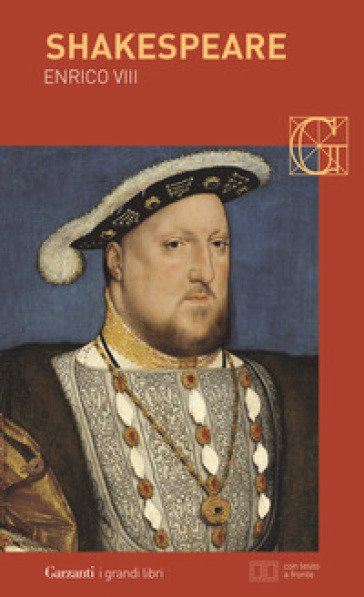 Enrico VIII - William Shakespeare | Thecosgala.com