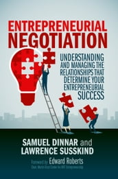 Entrepreneurial Negotiation