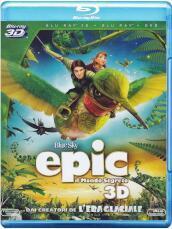 Epic - Il mondo segreto (3 Blu-Ray)(3D+2D+DVD)