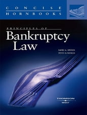 Epstein and Nickles  Principles of Bankruptcy Law (Concise Hornbook Series)