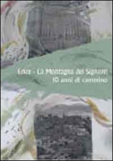 Erice. La montagna del Signore. 10 anni di cammino - P. Messana   Jonathanterrington.com