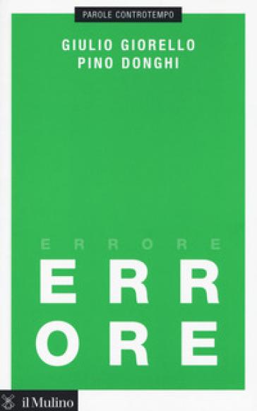 Errore - Giulio Giorello |