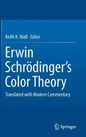 Erwin Schrodinger s Color Theory