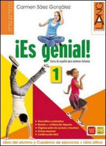 !Es genial. Per la Scuola media! Con DVD. Con espansione online. 2. - Carmen Saez Gonzalez   Ericsfund.org