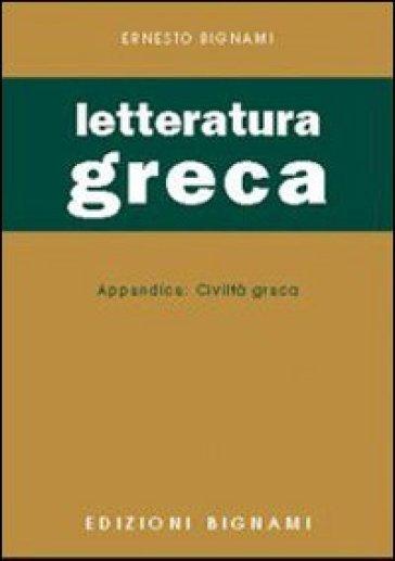 L'Esame di letteratura greca. Per il Liceo classico - Ernesto Bignami | Kritjur.org