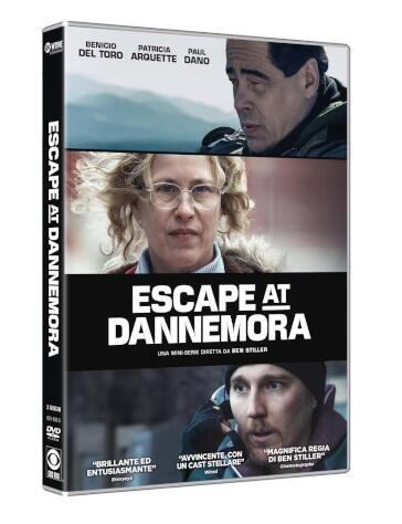Escape at Dannemora - Stagione 01 Episodi 01-08 (3 DVD)