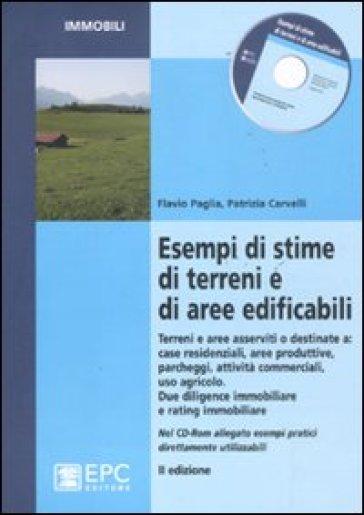 Esempi di stime di terreni e aree edificabili - Patrizia Carvelli |