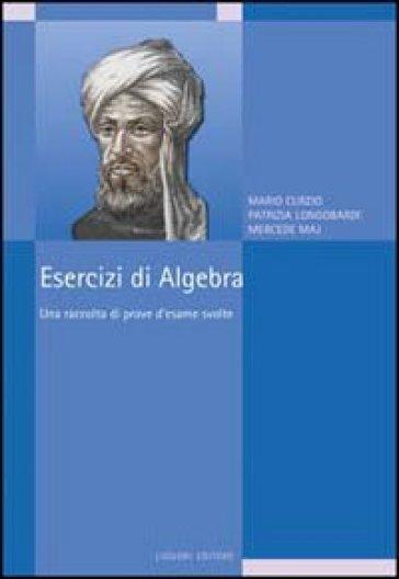 Esercizi di algebra. Una raccolta di prove d'esame svolte - Mario Curzio pdf epub