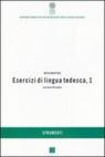 Esercizi di lingua tedesca. Con CD Audio. 1. - Katia Montino pdf epub