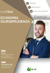 Eserciziario commentato per i test di ammissione a Economia e Giurisprudenza. Con ebook. C...