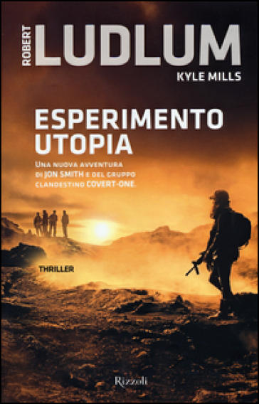 Esperimento utopia - Robert Ludlum |