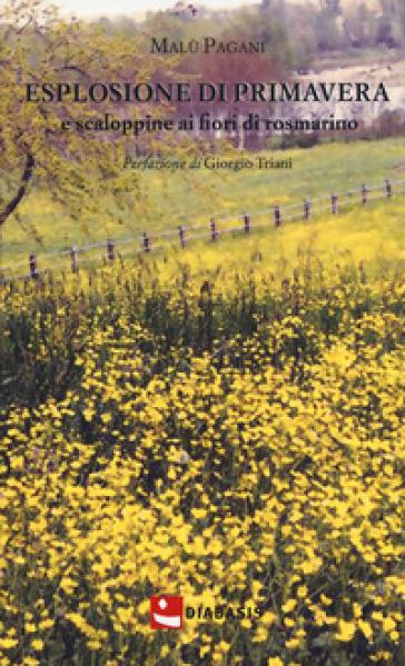 Esplosione di primavera e scaloppine ai fiori di rosmarino - Malù Pagani   Rochesterscifianimecon.com