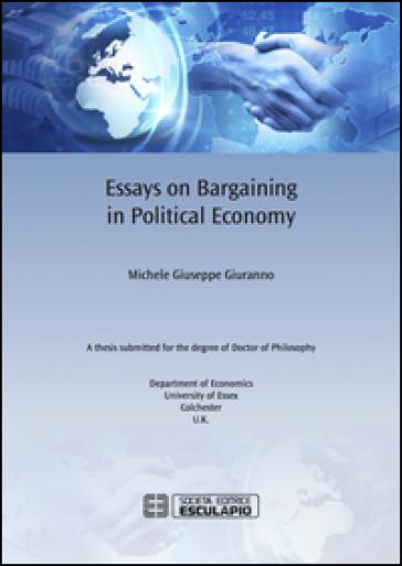 political economy essay topics