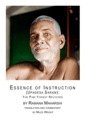 Essence of Instruction (Upadesa Saram)