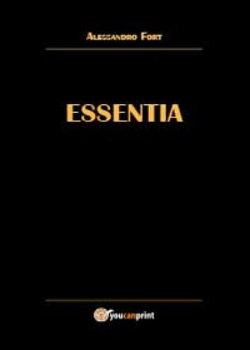 Essentia - Alessandro Fort | Jonathanterrington.com
