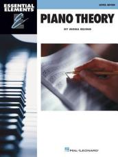 Essential Elements Piano Theory - Level 7