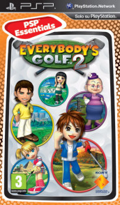 Essentials Everybody s Golf 2
