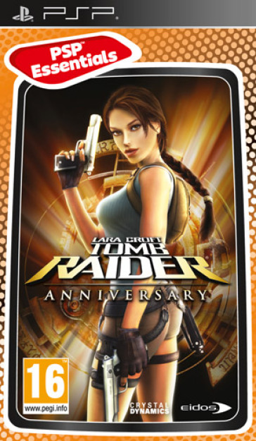 Essentials Tomb Raider Anniversary