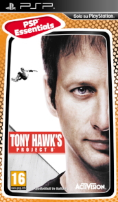 Essentials Tony Hawk s Project 8