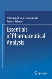 Essentials of Pharmaceutical Analysis