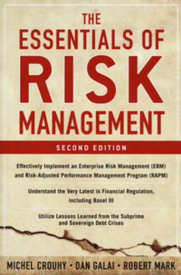 Essentials of risk management - Michel Crouhy | Ericsfund.org