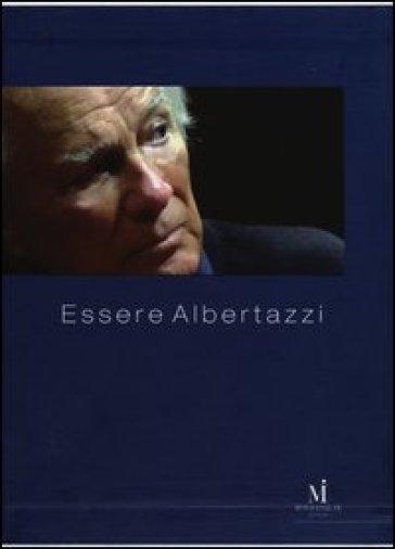 Essere Albertazzi. Con DVD - Sergio Basile |