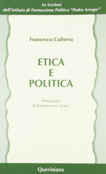 Etica e politica - Francesco Cultrera | Kritjur.org