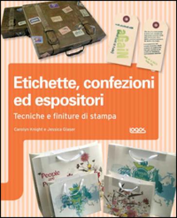 Etichette, confezioni ed espositori - Carolyn Knight | Rochesterscifianimecon.com