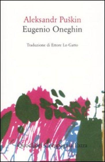 Eugenio Oneghin - Aleksandr Sergeevic Puskin   Kritjur.org