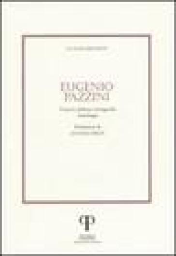 Eugenio Pazzini. Versi in dialetto romagnolo. Con CD Audio - Eugenio Pazzini |