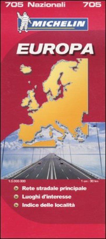 Europa 1:3.000.000 -  pdf epub