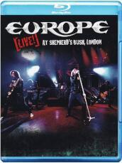 Europe - Live! at Shepherd's Bush, London (Blu-Ray)
