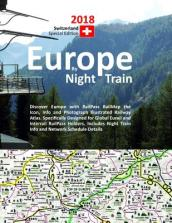 Europe by Night Train 2018 - Switzerland Special Edition