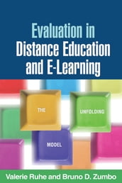 Evaluation in Distance Education and E-Learning