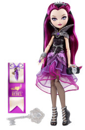 Ever After High: Raven Queen Ribelle