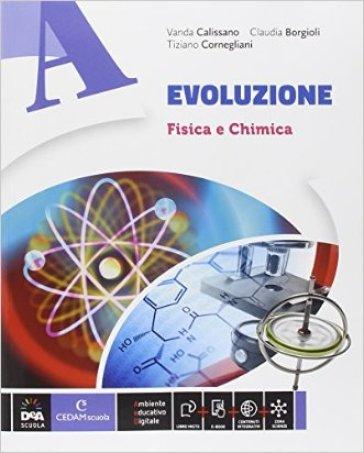 Evoluzione. Ediz. tematica. Vol. A-B-C-D. Per la Scuola media. Con e-book. Con espansione online - Vanda Calissano | Rochesterscifianimecon.com