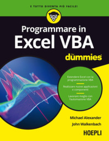Excel VBA for dummies - Michael Alexander |