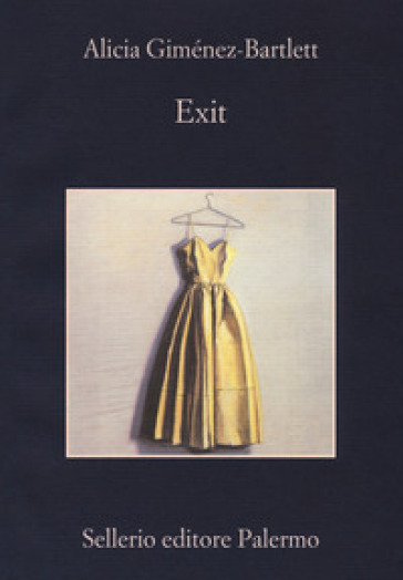 Exit - Alicia Giménez-Bartlett | Rochesterscifianimecon.com