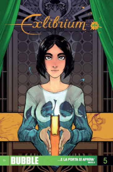 Exlibrium. 5: ... e la porta si aprirà. Parte 5 - Natalia Devova | Jonathanterrington.com