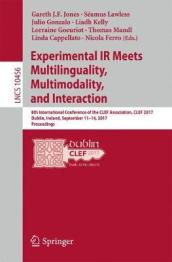 Experimental IR Meets Multilinguality, Multimodality, and Interaction