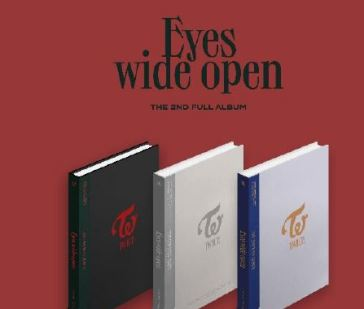 Eyes wide open - style version