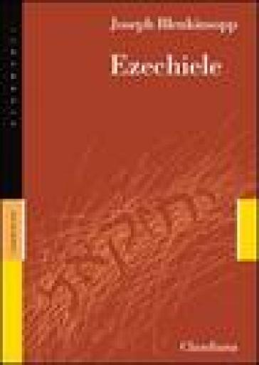 Ezechiele - Joseph Blenkinsopp |
