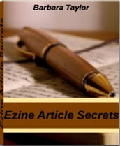 Ezine Article Secrets
