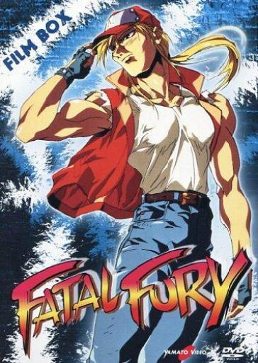 FATAL FURY (2 DVD)