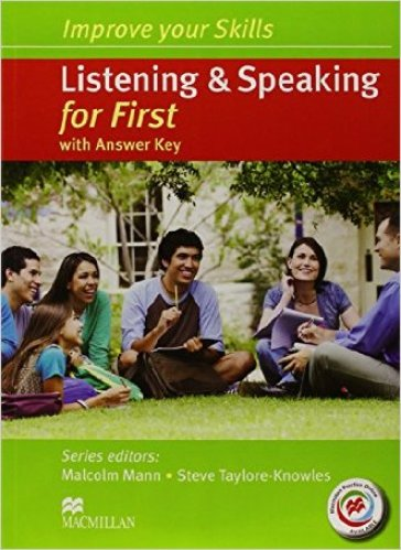 FCE skills listening & speaking. Student's book. With key. Per le Scuole superiori. Con CD Audio. Con e-book. Con espansione online