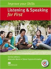 FCE skills listening & speaking. Student's book. Without key. Con e-book. Con espansione online. Con CD Audio. Per le Scuole superiori