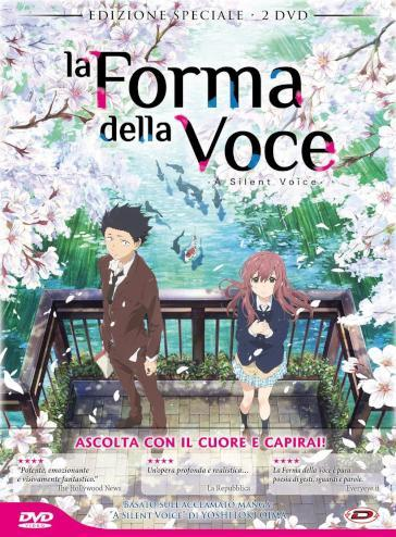 LA FORMA DELLA VOCE (2 DVD)(special edition - first press)