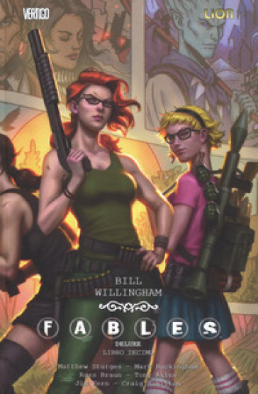 Fables deluxe. 10. - Bill Willingham | Thecosgala.com